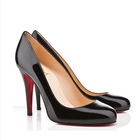 get to buy cheap online cheap sale online Christian Louboutin Ron Ron Patent Leather Pumps buy cheap supply outlet wholesale price buy cheap with mastercard wfpA6CdS